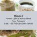 How to Open a Hemp Based Food Company